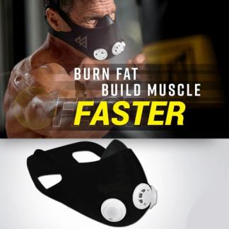 Motion Mask - Sportska maska za vežbanje i protiv zagađenja