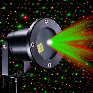 Aluminijumski zvezdani laser