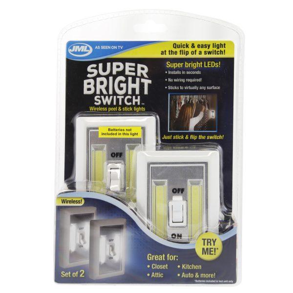 Super Bright LED Lampa-prekidač