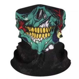 Šal-Maska Zeleno Čudovište