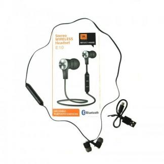 JBL E10 Bluetooth slušalice