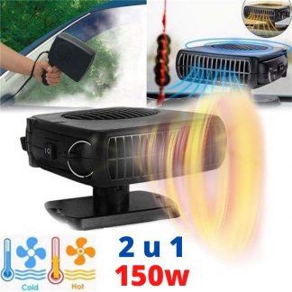 2u1 Grejalica i ventilator za auto 150w