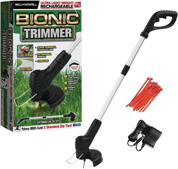 Bionic Trimmer - Bežični trimer za dvorište