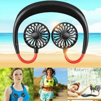 Nosivi sportski ventilator za oko vrata