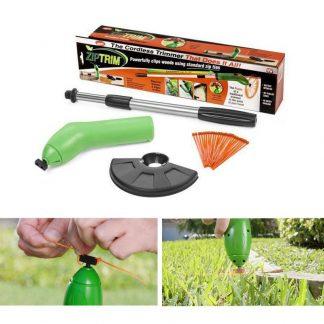 Bežični trimer za travu zip trim