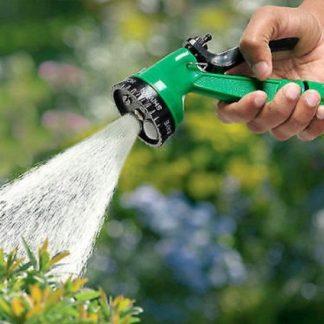 Prskalica za travnjak sa 4 dodatka