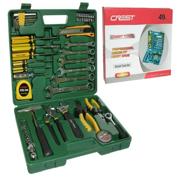 Set alata - Crest tools 49kom