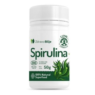 Spirulina 200 tableta 50g