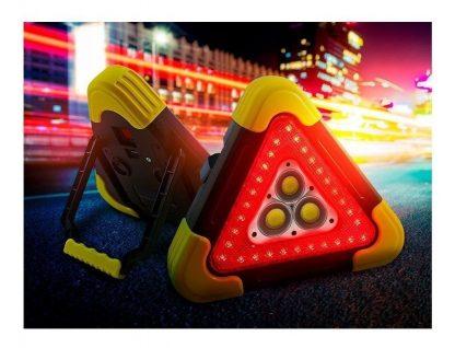 Sigurnosni LED trougao za automobil