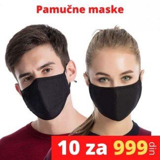 pamucne maske 10 za 999din