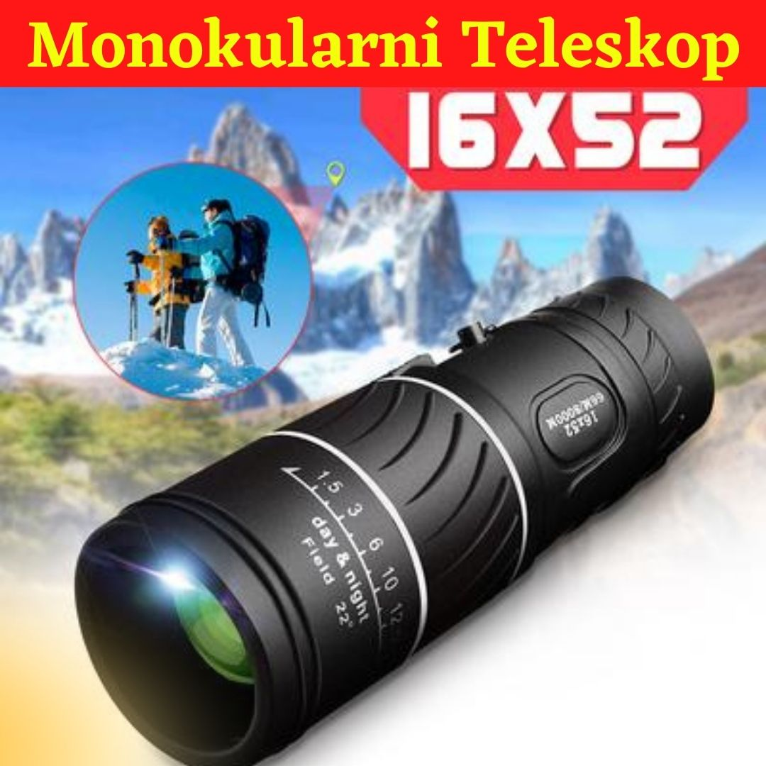 Monokularni Teleskop