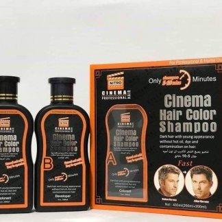 Cinema Hair Color Shampoo - Šampon protiv sive kose