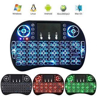 Mini bežična tastatura za TV, PC, Android
